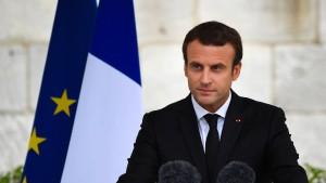 Was passiert, wenn Macron scheitert?