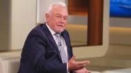 Will sich nicht entschuldigen: Wolfgang Kubicki (FDP), der das Corona-Meldeformular der Stadt Essen mit China und der DDR verglichen hat