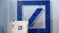Hübsches Logo, viele Skandale: Die Deutsche Bank.