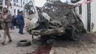 Al Qaida bezichtigt sich der Anschläge