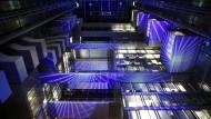 Wieder kehrt ein großes Unternehmen Rhein-Main den Rücken: Sitz der Deutschen Börse im Vorort Eschborn