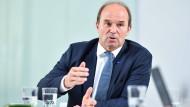 Martin Brudermüller, designierter Vorstandsvorsitzender des Chemiekonzerns BASF.