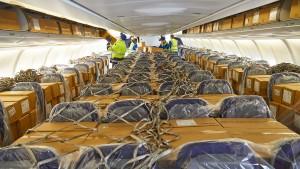 2,8 Millionen Atemschutzmasken nach Hessen geliefert