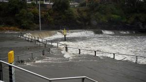 Unwetter suchen Australien heim