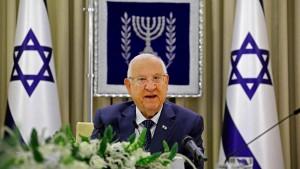 Rivlin beauftragt Netanjahu mit Regierungsbildung