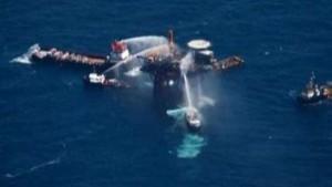 Kein Ölaustritt nach Explosion auf Ölplattform