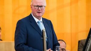 Finanzminister erwartet Anstieg der Anträge auf Fördermittel
