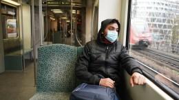 Wie viel Virus fährt mit im Zug?