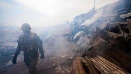 Brand verschlingt mehr als 30 Behausungen