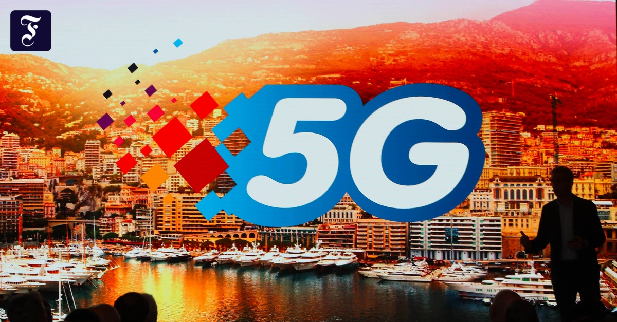 Schneller Mobilfunk: Monaco erklärt sich zum ersten Staat mit flächendeckendem 5G