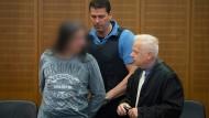 Prozessauftakt: Dem 56 Jahre alten Griechen Athanasios A. wird versuchter Mord vorgeworfen.