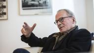 Der Alternative Büchner-Literaturpreis geht an den Schriftsteller Wolf Wondratschek.