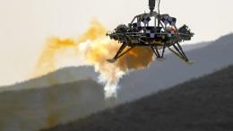 Erste Tests für Mars-Mission