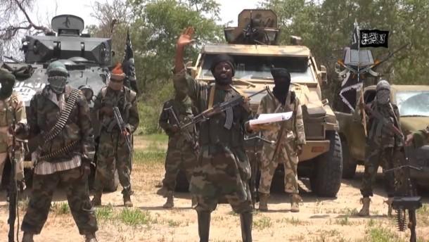Boko Haram will verschleppte Mädchen freilassen