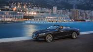 Offen für die Côte d'Azur: das neue S-Klasse-Cabrio