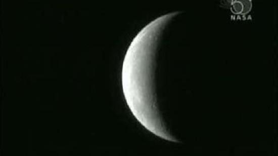 Nasa wartet gespannt auf Bilder vom Merkur