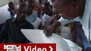 Vor EU-Einsatz: Tote bei Demonstration in Kongo