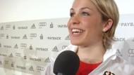 Olympiasiegerin Neuner im Interview