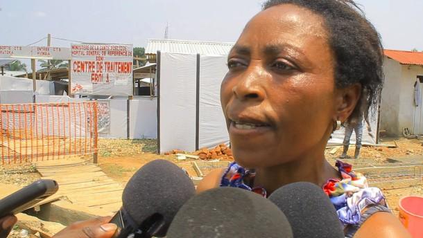 Erfolgreicher Kampf gegen Ebola