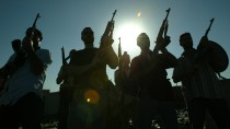 Söldner im Irak: Bei dem Massaker der Blackwater-Kämpfer kamen 2007 mutmaßlich mindestens 14 Zivilisten ums Leben.