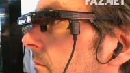 Die Handybrille G777 von General Mobile