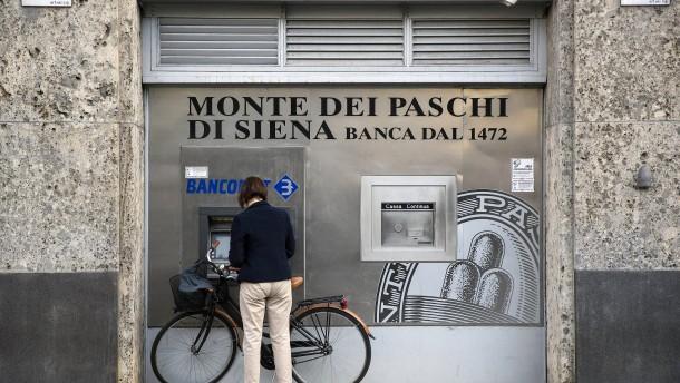 Widerstand gegen neue Staatshilfen für Banken
