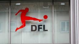 DFL verlängert Spielpause