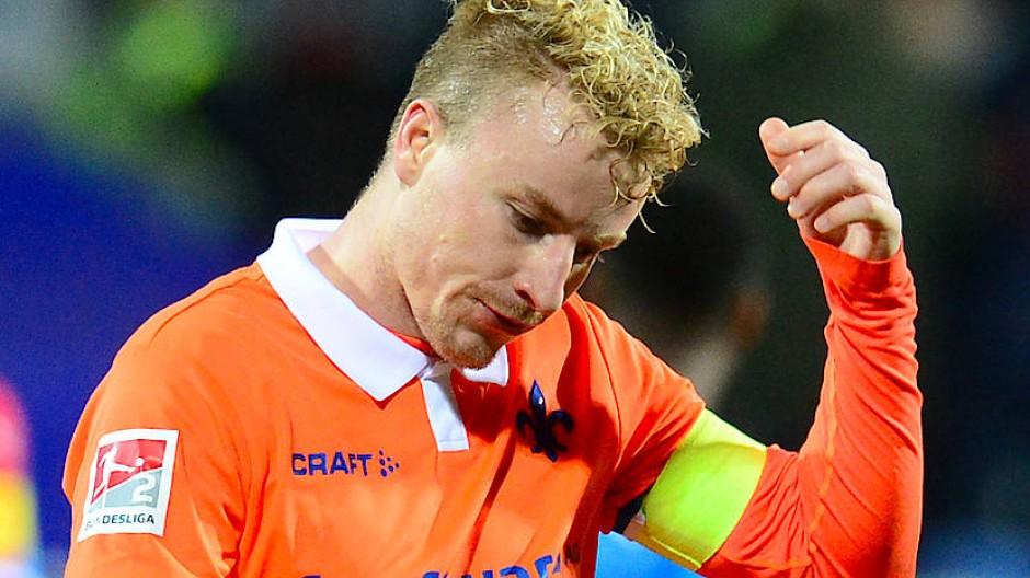 Sorgt für den Aufschwung bei Darmstadt: Fabian Holland