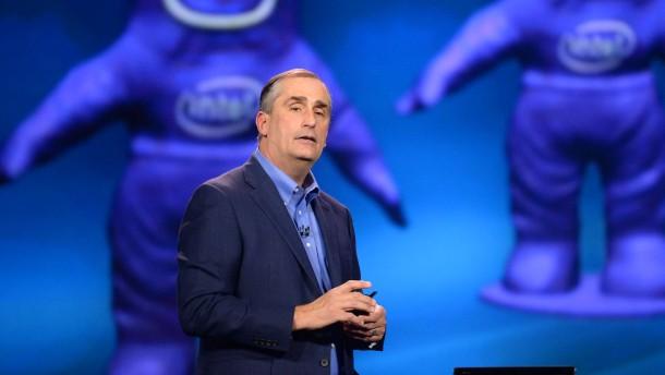 Intel will nicht wieder etwas verpassen