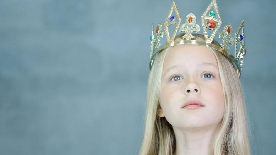 Auch eine Prinzessin kann nicht alles haben. (Symbolbild)
