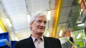 Heftige Polit-Debatte um James Dyson