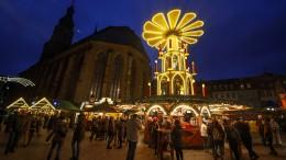 Glühwein aus Heidelberg