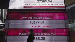 Süß-bitterer Börsenrekord am Finanzplatz Hongkong
