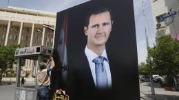 Versöhnen sich die Araber mit dem Regime von al-Assad?