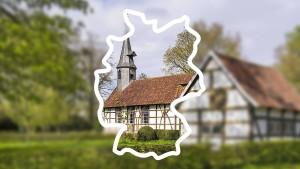 Wo die CDU so sicher ist wie das Amen in der Kirche