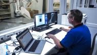Solides Fundament:Bildgebende Systeme wie Röntgengeräte stützen das Geschäft von Siemens Healthineers.