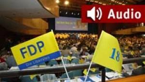 Westerwelle: Jede Partei hat ihren Franz Josef Strauß