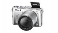 Eleganz für draußen: Die Nikon 1 AW1 in Silber
