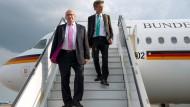 Im Auftrag der Bundesrepublik: Wirtschaftsminister Peter Altmaier (CDU) kämpft für das deutsche Wirtschaftsmodell.