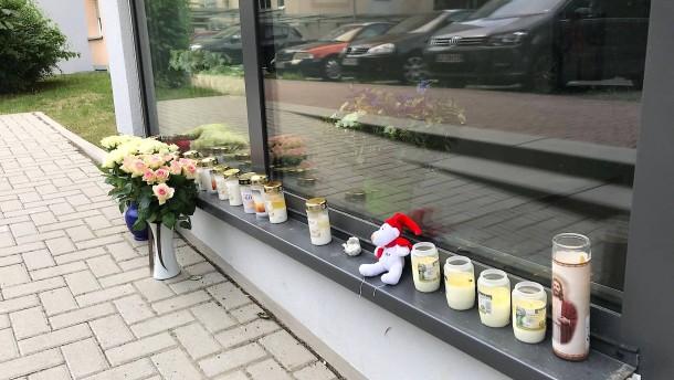 Schock und Trauer auf dem Lerchenberg
