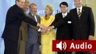 Fünf Konkurrenten, ein gemeinsames Ziel: Olympia 2012 - Ein Beitrag des F.A.Z. Business-Radio
