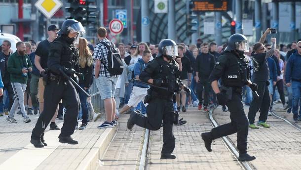 Die Wut des rechten Mobs