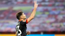 Leverkusen siegt bei Herrlich-Rückkehr