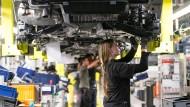 Gewinnmaschine: Dax-Konzerne sorgen für Aufschwung auf dem Arbeitsmarkt.