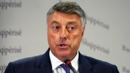 Notenbankchef nach 5-Millionen-Euro-Diebstahl verhaftet