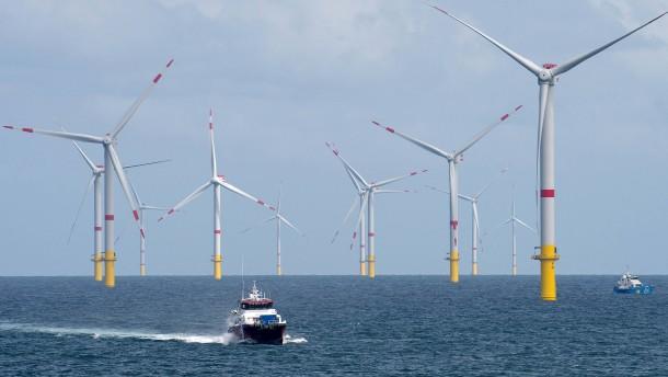 Entschädigung für Windparks