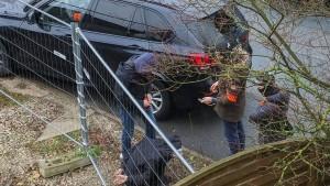 Terrorverdächtiger Syrer soll an Niederlande ausgeliefert werden