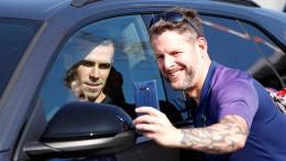 Abschied von Madrid: Bale kehrt zu Tottenham zurück