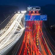 Der Verkehr verursacht jede Menge CO2.