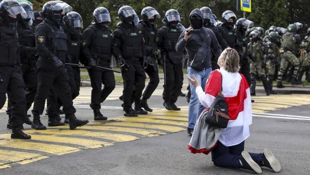 Warum die Frauen in Belarus den Friedensnobelpreis verdienen